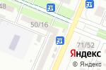 Схема проезда до компании Дінь-Дінь в