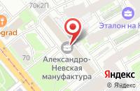 Схема проезда до компании Единая Сеть Питания в Санкт-Петербурге