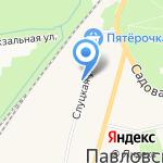 Товары детям на карте Санкт-Петербурга