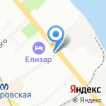 Планета Инструмент на карте Санкт-Петербурга