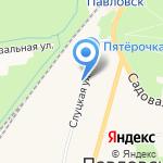 TRiNiTY на карте Санкт-Петербурга