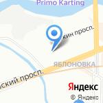 Российский государственный исторический архив на карте Санкт-Петербурга