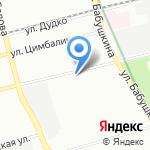 Агентство консалтинга и оценки на карте Санкт-Петербурга
