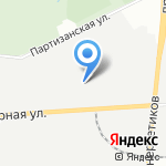 Монолит СПб на карте Санкт-Петербурга