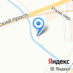 Часовня Рождества Пресвятой Богородицы на карте Санкт-Петербурга