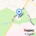 СервисТрансКом на карте Санкт-Петербурга
