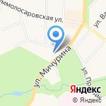 Средняя общеобразовательная школа №464 на карте Санкт-Петербурга