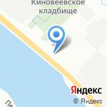 Психоневрологический диспансер №9 Невского района на карте Санкт-Петербурга