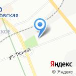 Стройпроект на карте Санкт-Петербурга