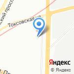 Регион-Трейд на карте Санкт-Петербурга