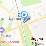 Салон сотовой связи на карте Санкт-Петербурга