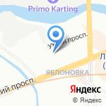Макет-Мастер на карте Санкт-Петербурга