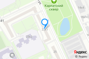 Снять комнату в Санкт-Петербурге Малая Карпатская ул., 23к1
