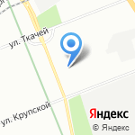 СтройМАГ на карте Санкт-Петербурга
