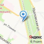 ТЭК СПб на карте Санкт-Петербурга