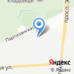 Оптовая Метизная Компания на карте Санкт-Петербурга