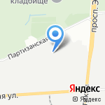 Mikadorus.ru на карте Санкт-Петербурга