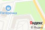 Схема проезда до компании Центр социальной реабилитации инвалидов и детей-инвалидов Пушкинского района в Санкт-Петербурге