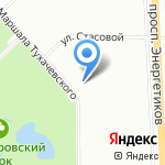 Дом быта на карте Санкт-Петербурга