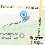 Антиугон Центр на карте Санкт-Петербурга