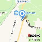 Санкт-Петербургский государственный институт кино и телевидения на карте Санкт-Петербурга