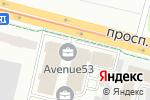 Схема проезда до компании Шуле в