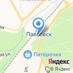 ЛеАнНа на карте Санкт-Петербурга
