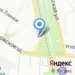 ЭнергоСоюз на карте Санкт-Петербурга