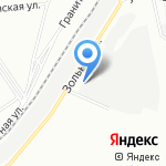 ИнтерМет на карте Санкт-Петербурга