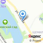 Многофункциональный центр предоставления государственных и муниципальных услуг Невского района на карте Санкт-Петербурга