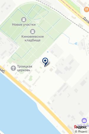 АВАРИЙНО-ДИСПЕТЧЕРСКАЯ СЛУЖБА на карте Санкт-Петербурга