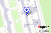 Схема проезда до компании МОНТАЖНОЕ ПРЕДПРИЯТИЕ ТАЛАН в Пушкине