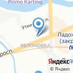 Happy home на карте Санкт-Петербурга