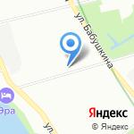 ИнтерКо на карте Санкт-Петербурга
