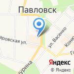 Детская поликлиника №49 на карте Санкт-Петербурга