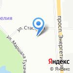 Хороший Мастер на карте Санкт-Петербурга