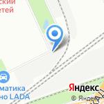 ХРОМ на карте Санкт-Петербурга