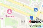 Схема проезда до компании Невские Берега в Мурино