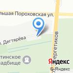 Кровля СПб на карте Санкт-Петербурга