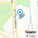AQUASTORM на карте Санкт-Петербурга