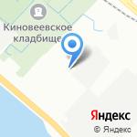 СЕВЗАПМЕТАЛЛ на карте Санкт-Петербурга