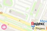 Схема проезда до компании Единый центр новостроек Тренд в Мурино