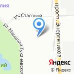 Дело на карте Санкт-Петербурга