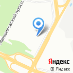 Детский сад №48 на карте Санкт-Петербурга