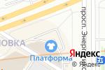 Схема проезда до компании Эко-безопасность в Санкт-Петербурге