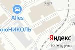 Схема проезда до компании РСО-Сервис в Санкт-Петербурге