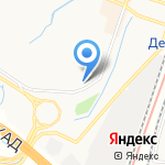 Мы рядом на карте Санкт-Петербурга