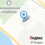 Петровтранс на карте Санкт-Петербурга