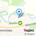 Volvo100.ru на карте Санкт-Петербурга