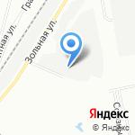 Бастион на карте Санкт-Петербурга